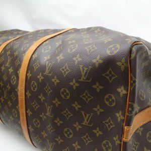 Louis Vuitton Bags - Louis Vuitton 872177 Monogram Bandouliere Keepall